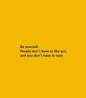 be, care and love
