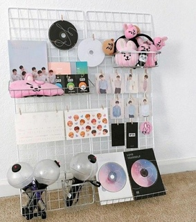 aesthetic, army and bt21
