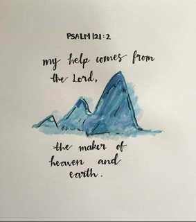 psalm, god and heaven and earth