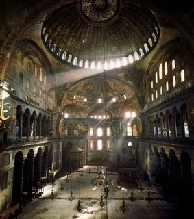 byzantium, christianization and church