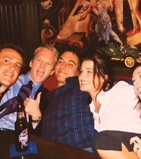 how i met your mother, marshall eriksen and ted mosby