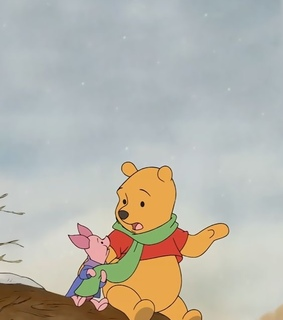 aesthetic, kids and winnie the pooh