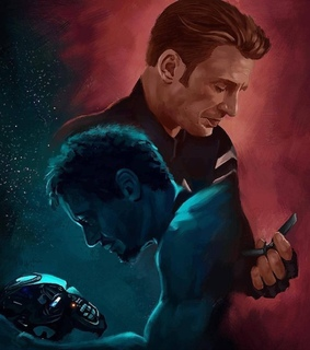 captain, robert downey jr and tony stark