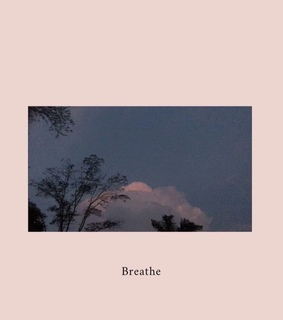 pink, sky and breathe