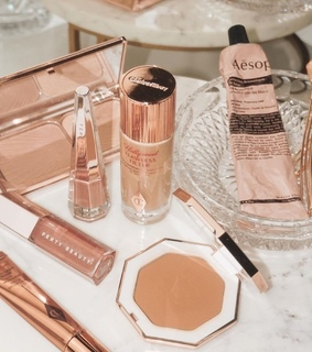 fenty beauty, aesthetic and makeup