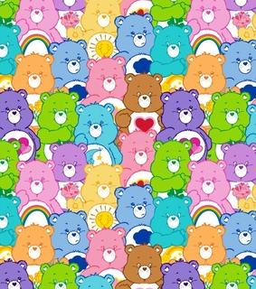 care bears, wallpaper and kawaii