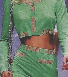 90s, Moschino and fashion