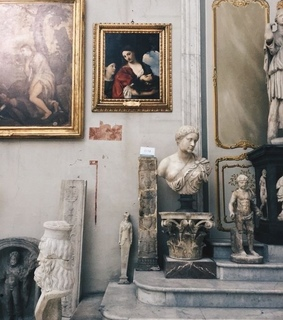 art, greek and museum