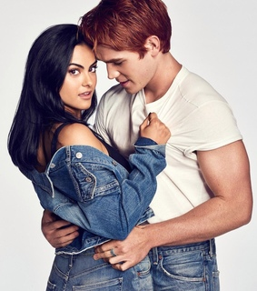 camilla mendes, kjmilla and archie andrews