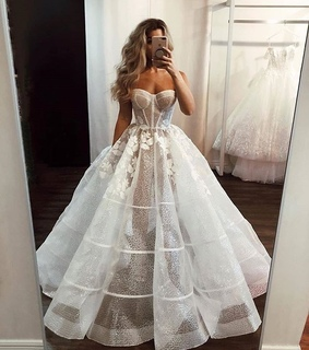 bride, wedding dress and gown