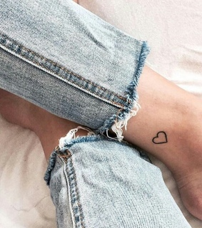 ankle, goals and heart