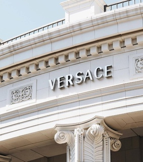 Versace, architecture and art