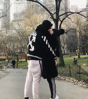 Central Park, cute and Relationship
