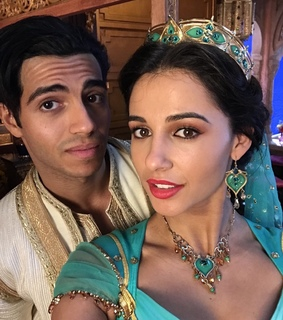 mena massoud, disney and aladdin