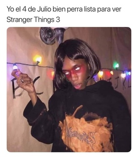 serie, stranger things and facebook