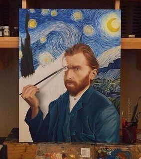 Painter, legend and perfect