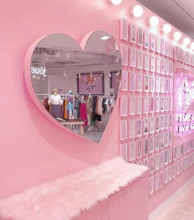 love, life and pink