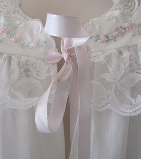 gown, pale and pastel