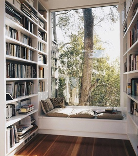 tumblr, room and books