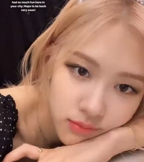 rosé blackpink lq, rose and rosé blackpink