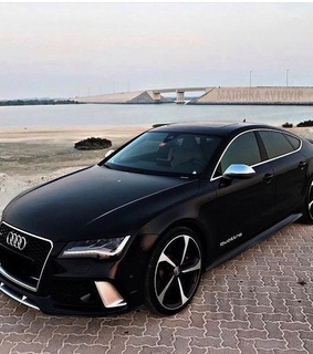 cars, audi and black