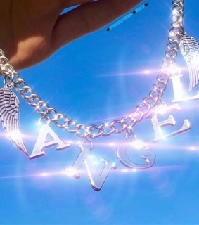 aesthetic, angel and bling