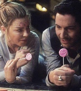 candy, deckerstar and chloe decker
