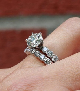 aesthetic, diamonds and engagement