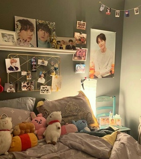 aesthetic, bt21 and bts