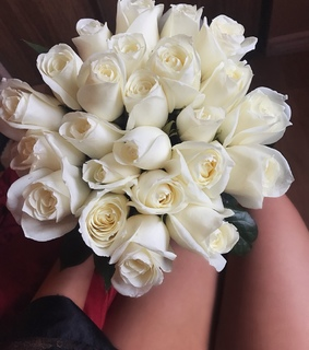 flowers, tan and rose bouquet