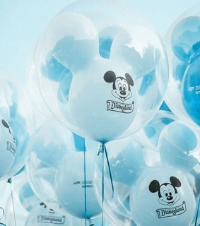 aesthetic, balloons and beauty