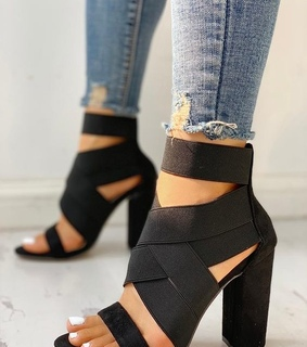 ankle, ankles and black