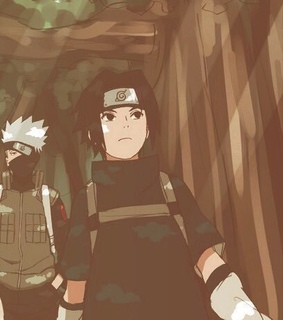 kakashi, team 7 and manga