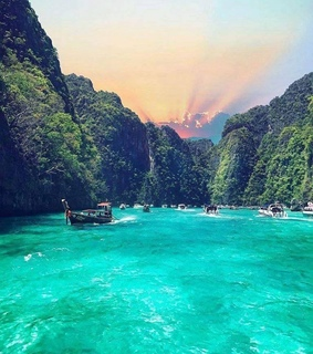 water, thailand and turquoise