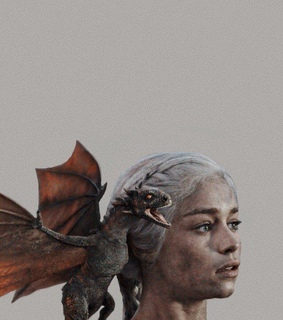 art, baby and daenerys targaryen