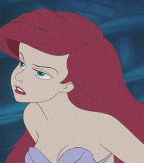 icons, mood and the little mermaid