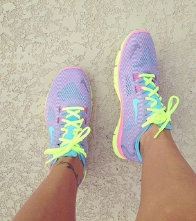 colors, cute and exercise