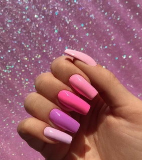 nailswag, gliter and style