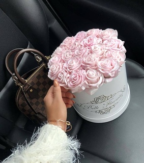 pink, flowerbox and luxury