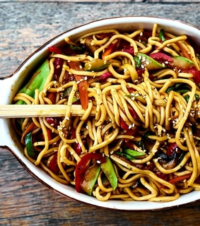 chinese food, delicious and food
