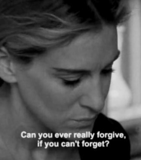 brokenhearted, Carrie Bradshaw and really forgive