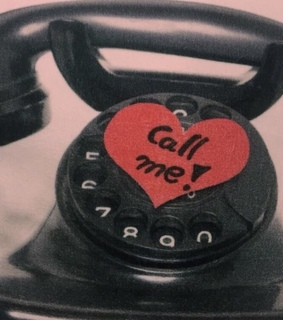 telephone, inspiration and vintage