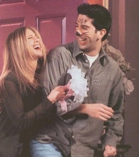 friends, rachel and ross