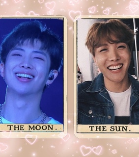 namjoon icons, cyber edits and jhope