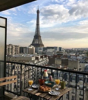 trips, france and food
