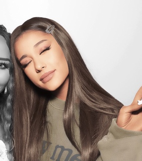 ariana grande, recolor and girl