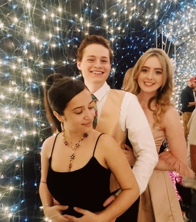 allie pressman, becca gelb and gideon adlon