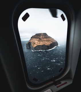 water, rock and islands