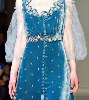 beauty, blue aesthetic and catwalk
