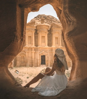girl, vacation and egypt